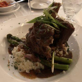 Photo Of Cugino S Italian Restaurant Williamsville Ny United States Pork Osso Bucco