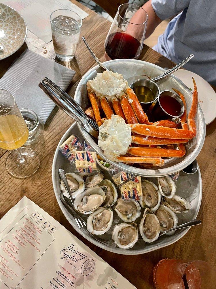 Thorny Oyster: 104 N Beach Blvd, Bay St. Louis, MS