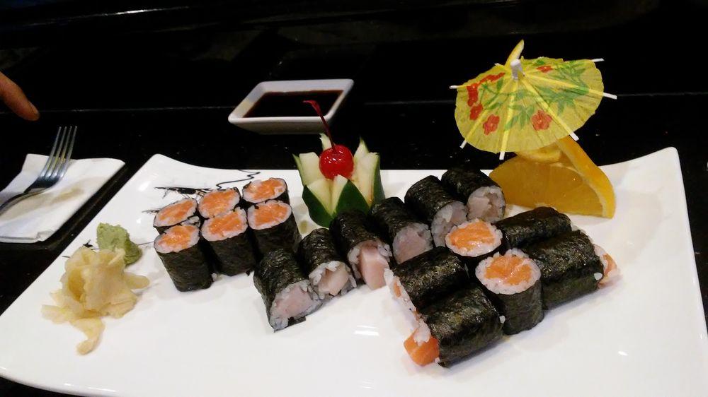 Tokyo Sushi & Hibachi: 1064 Mt Laurel Plz, Latrobe, PA
