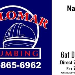 Foto di Palomar Plumbing - San Marcos, CA, Stati Uniti