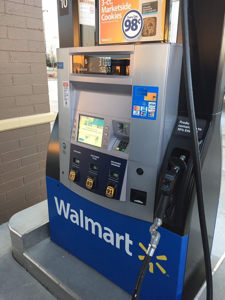 Gas Stations Near Me >> Walmart Fuel Station - Gas Stations - 4051 E Fairview Ave ...