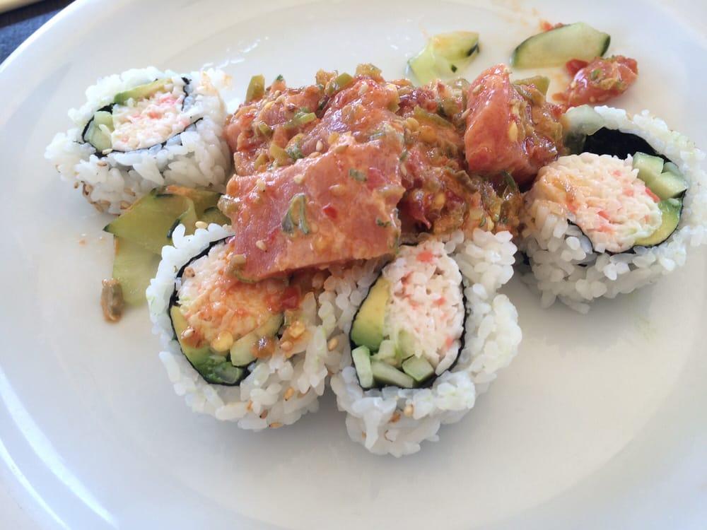 Best Sushi In Newport Beach California