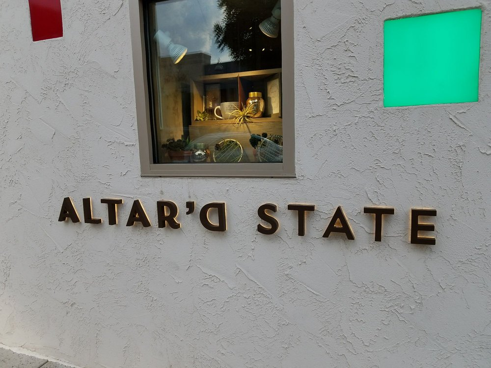 Altar'd State