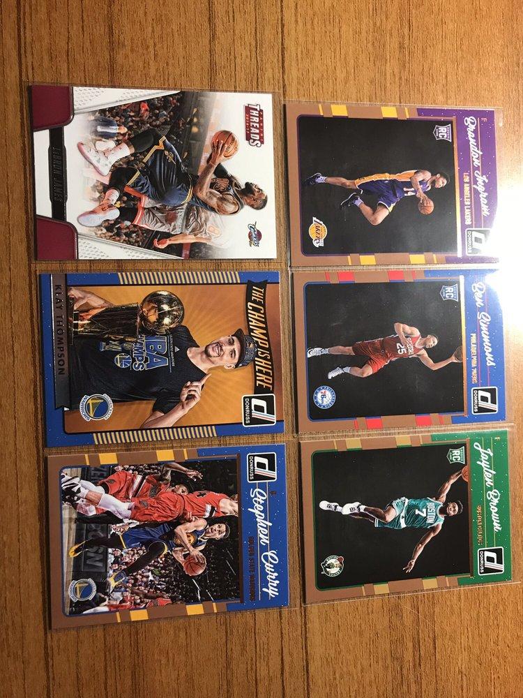 Ideal Baseball Cards: 6265 Glenway Ave, Cincinnati, OH