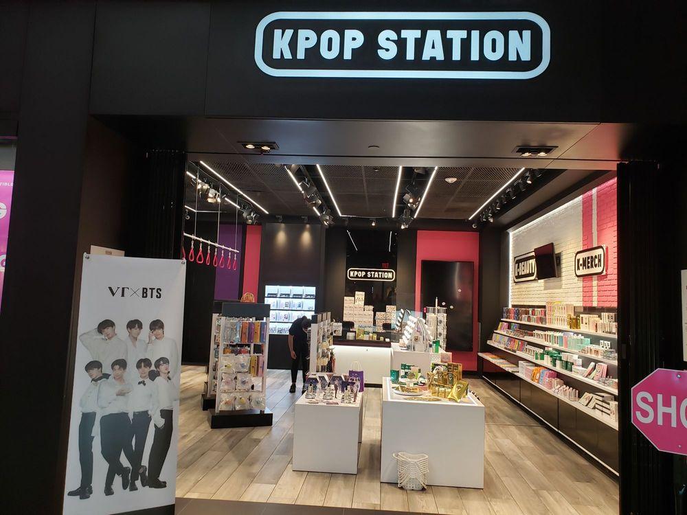 Kpop Station: 1042 Brea Mall N, Brea, CA