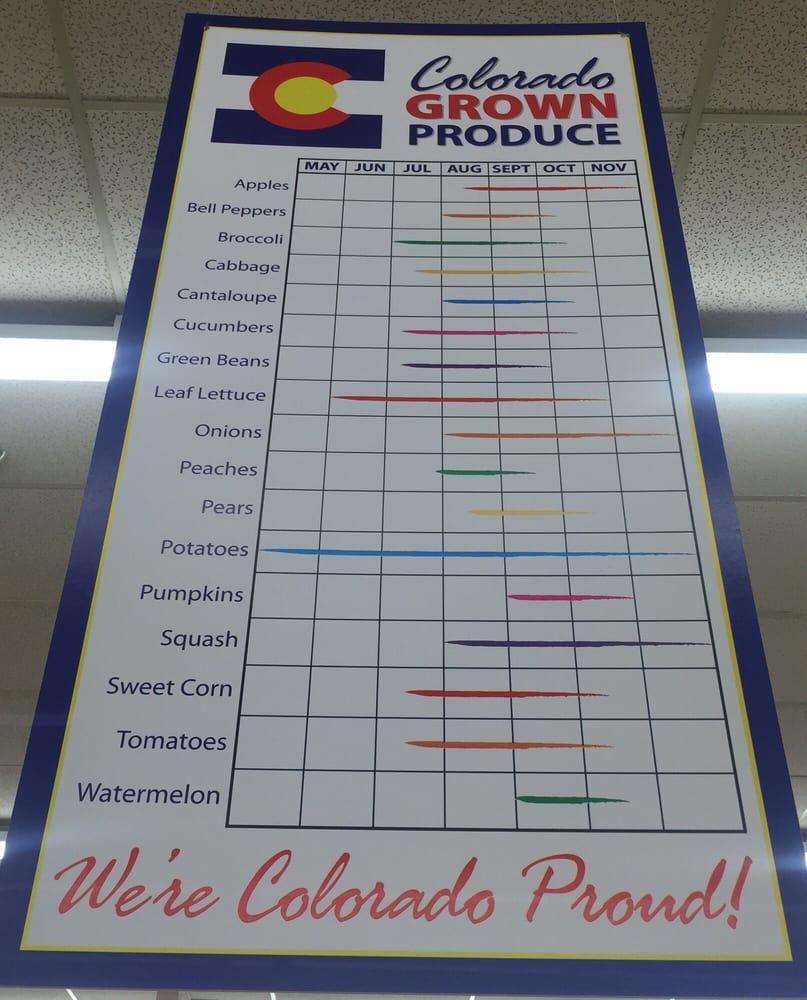 City Market Food & Pharmacy: 131 Market St, Alamosa, CO