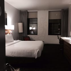 Photo Of Hard Rock Hotel Chicago Il United States Uncomfortable Bed