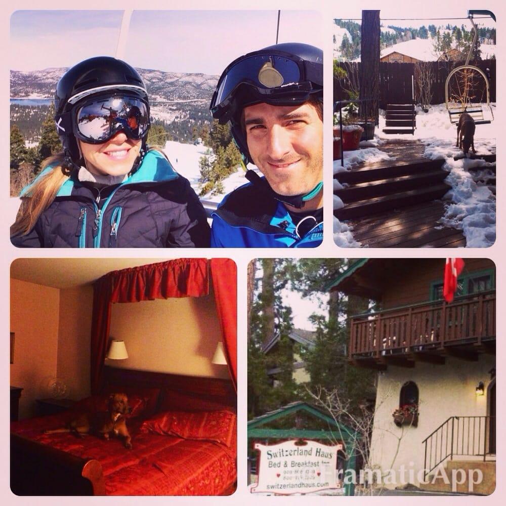 Switzerland Haus Bed And Breakfast Big Bear Lake Ca