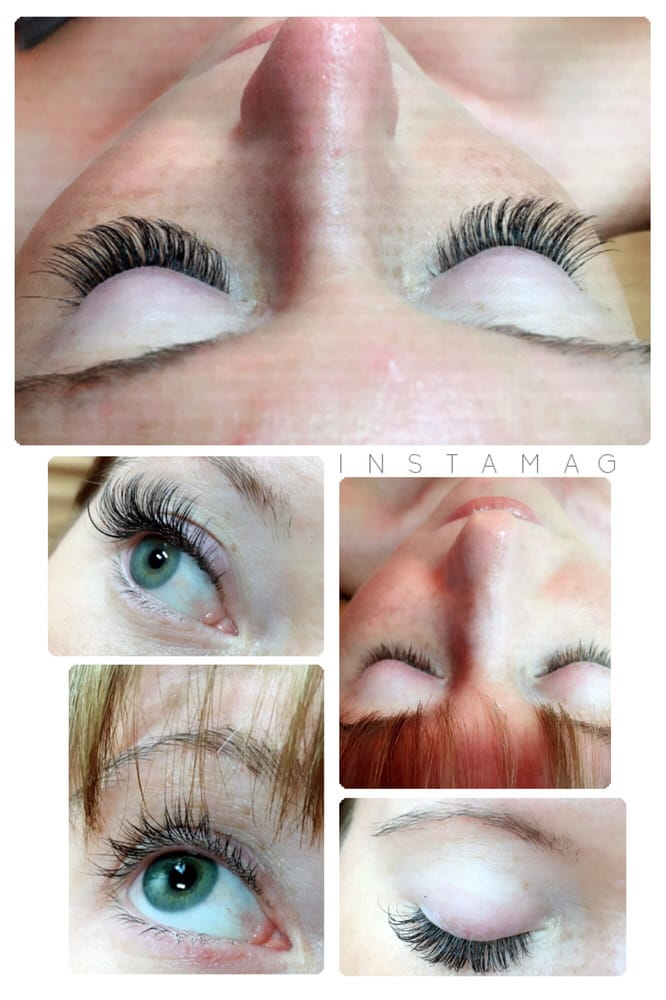 3d Faux Mink Eyelashes Extension D Curves 14mm Yelp