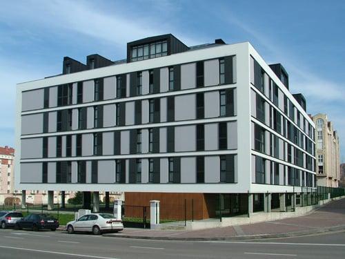 Foto De Amutio Y Bernal Arquitectos   Santander, Cantabria, España.  Edificio Donde Se