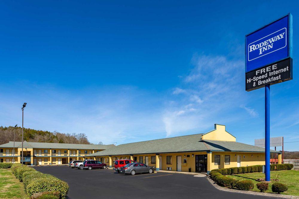 Rodeway Inn: 1415 Bryson Road, Ardmore, TN