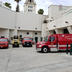 Beverly Hills Fire Department Headquarters Station 1 - 44 Photos