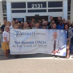 vibra hospital of boise hospitals 6651 w franklin rd boise id