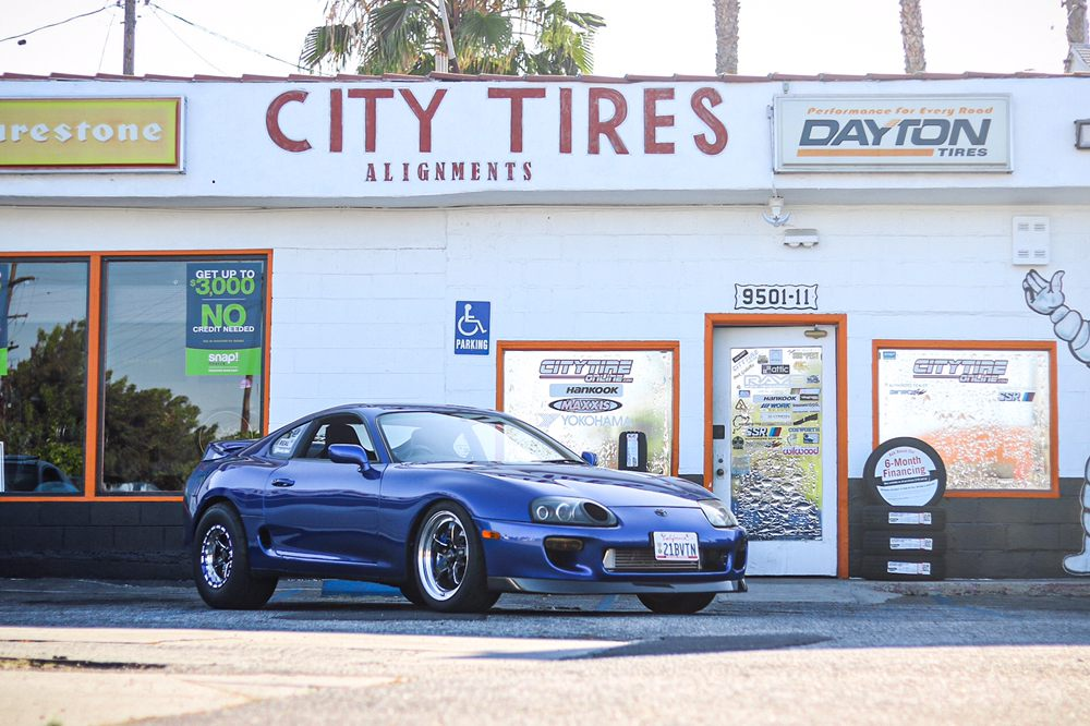 City Tires: 9501 Atlantic Ave, South Gate, CA