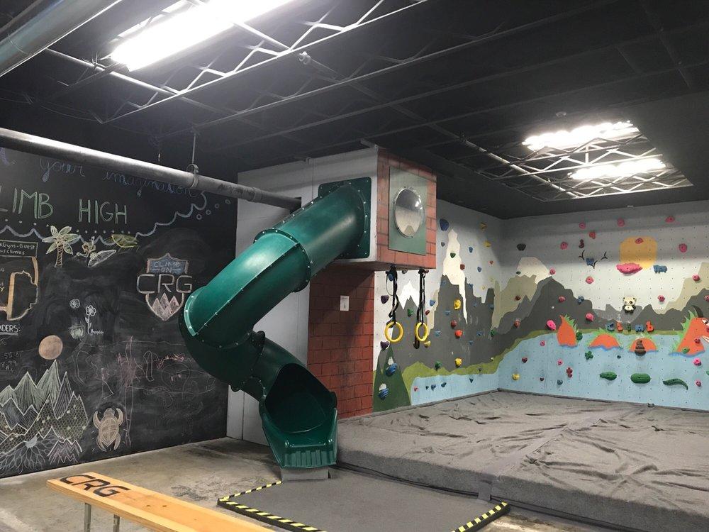 Columbus Rock Gym: 1503 Cottage Ave, Columbus, IN