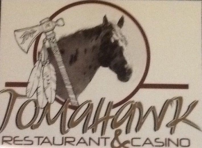 Tomahawk Restaurant & Casino: 304 N Hwy Edgar Fromberg Rd, Fromberg, MT