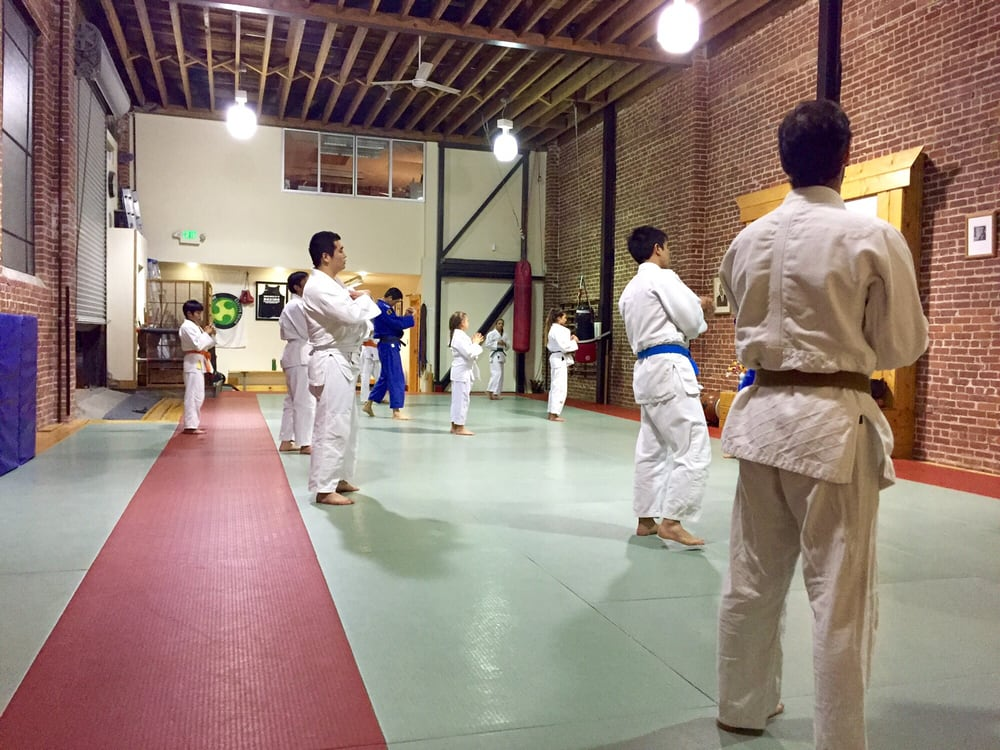 San Francisco Judo Institute: 141 11th St, San Francisco, CA