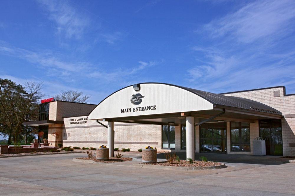Wayne County Hospital and Clinic System: 417 S East St, Corydon, IA