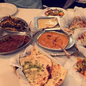 Photo Of The India Restaurant Artesia Ca United States Delicious Spread