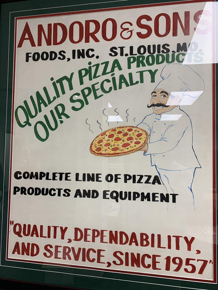 Andoro & Sons Pizza: 701 E Pearce Blvd, Wentzville, MO