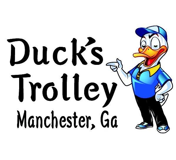Duck's Trolley: 131 W 2nd St, Manchester, GA