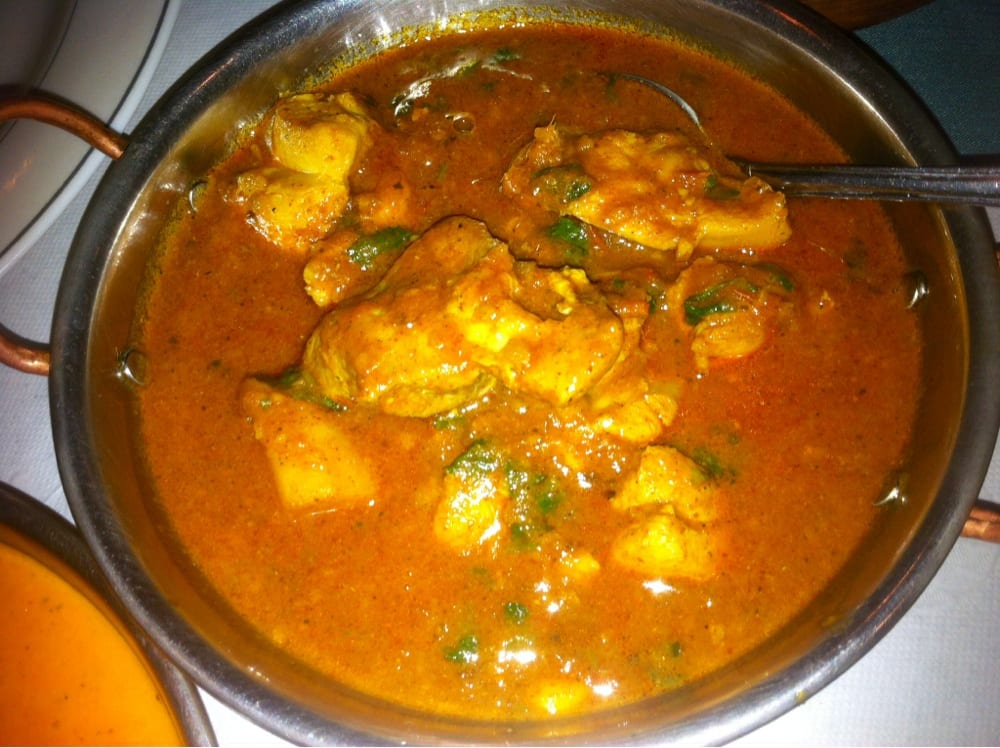 Tandoori chicken yelp for Amber indian cuisine