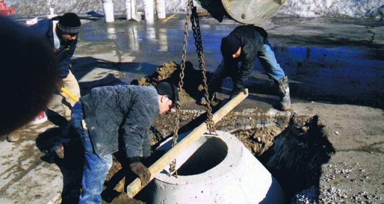 Nuzzo Sewer Amp Plumbing 11 Anmeldelser Vvs 8619 W