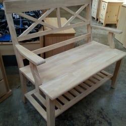 photo of beautiwood unfinished furniture fresno ca united states