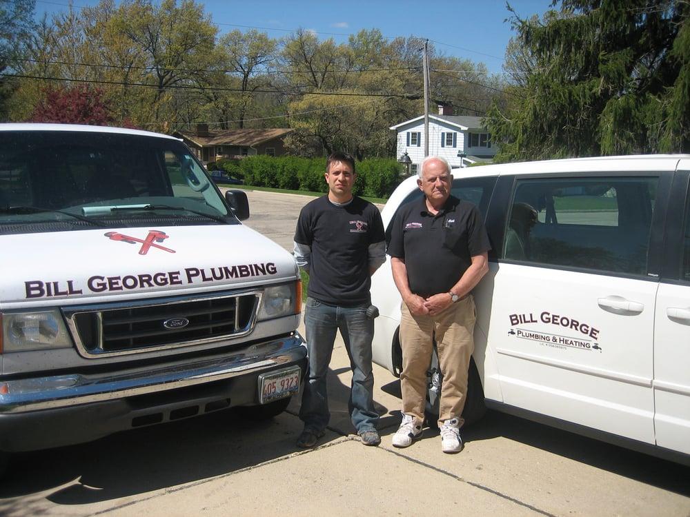 Bill George Plumbing & Heating: 705 Bradmar Dr, Freeport, IL