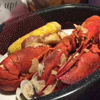 Photo Of Joe S Crab Shack Lawrenceville Nj United States Double Lobster Broiler