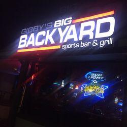 Photo Of Gibbyu0027s Big Backyard Sports Bar U0026 Grill   Aurora, CO, ...