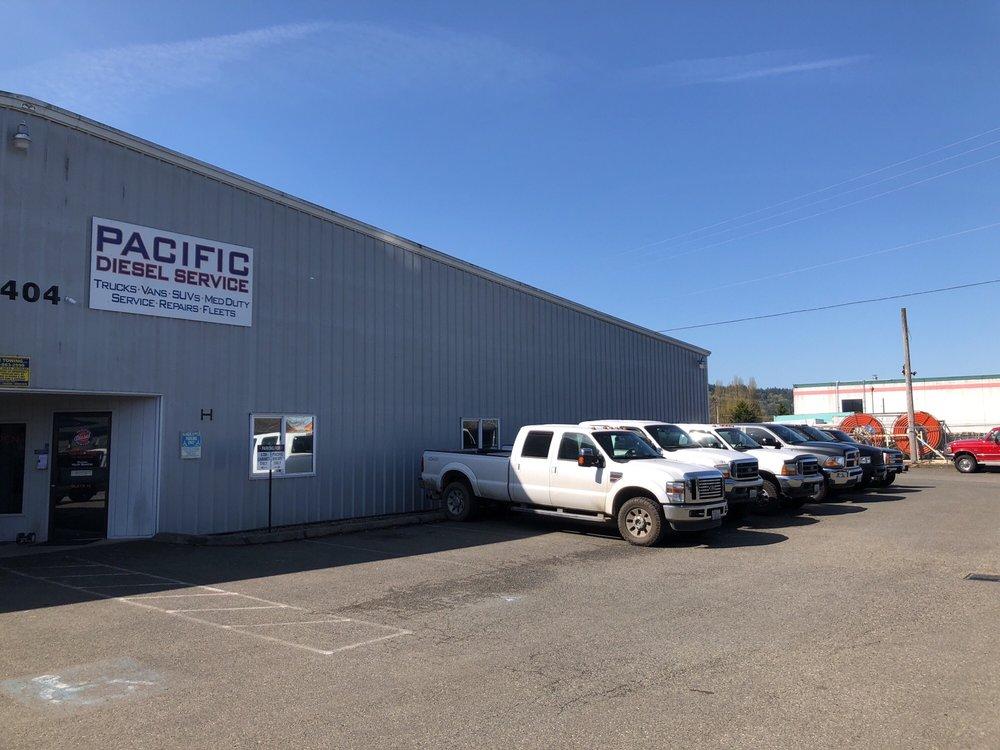 Pacific Diesel Service: 17404 147th St SE, Monroe, WA