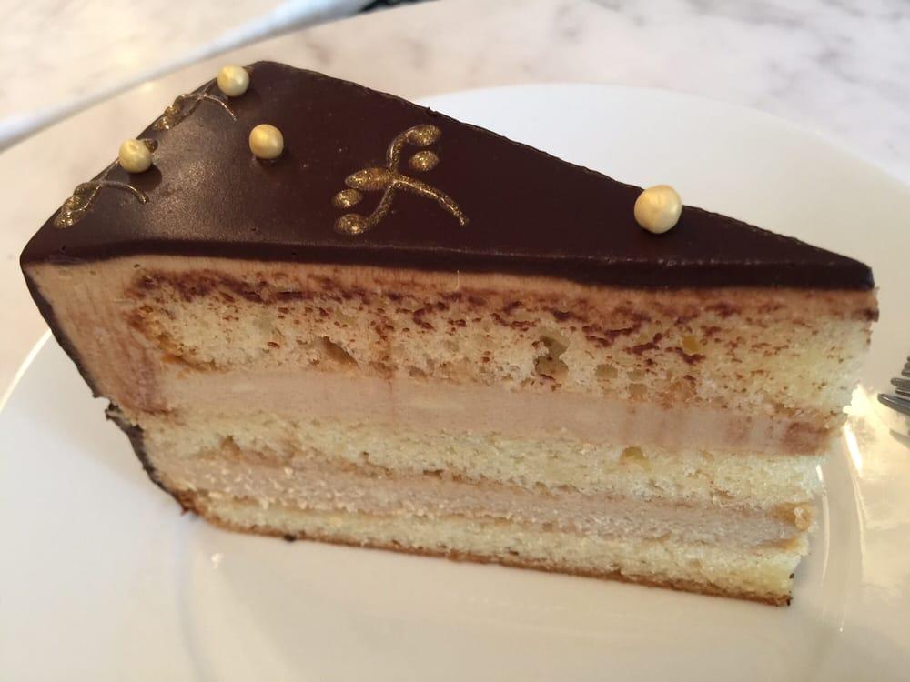 Trafiq Earl Grey Cake