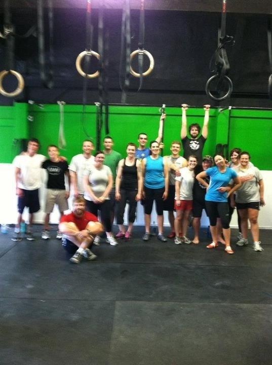 Social Spots from CrossFit Lewisburg