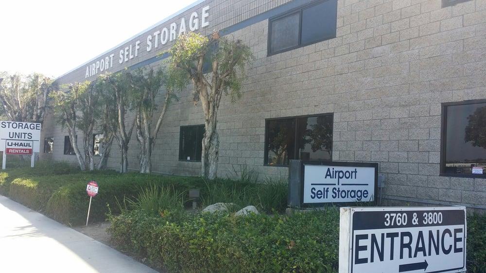 Airport Self Storage Newport Beach Ca