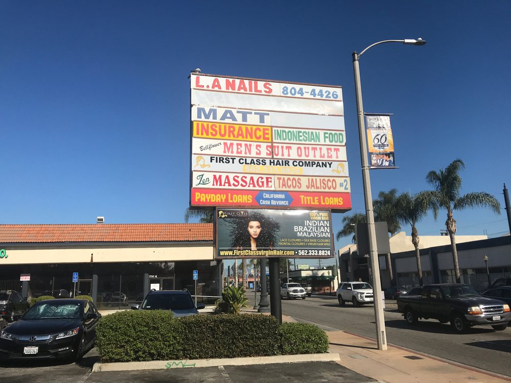 California Cash Advance: 17161 Bellflower Blvd, Bellflower, CA