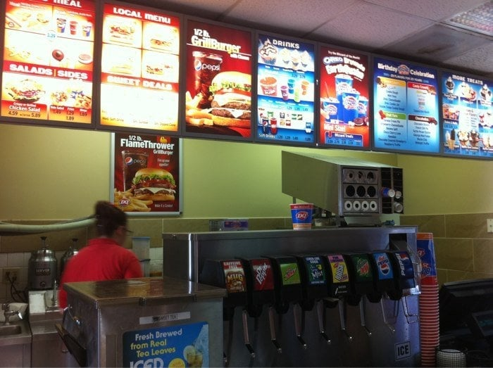Dairy Queen Grill & Chill: 808 E Oak St, Fort Branch, IN