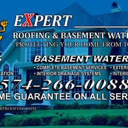 Photo Of Expert Roofing U0026 Basement Waterproofing   Granger, IN, United  States