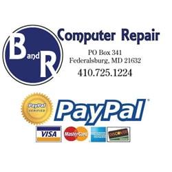 B&R Computer Repair: 308 Charles St, Federalsburg, MD