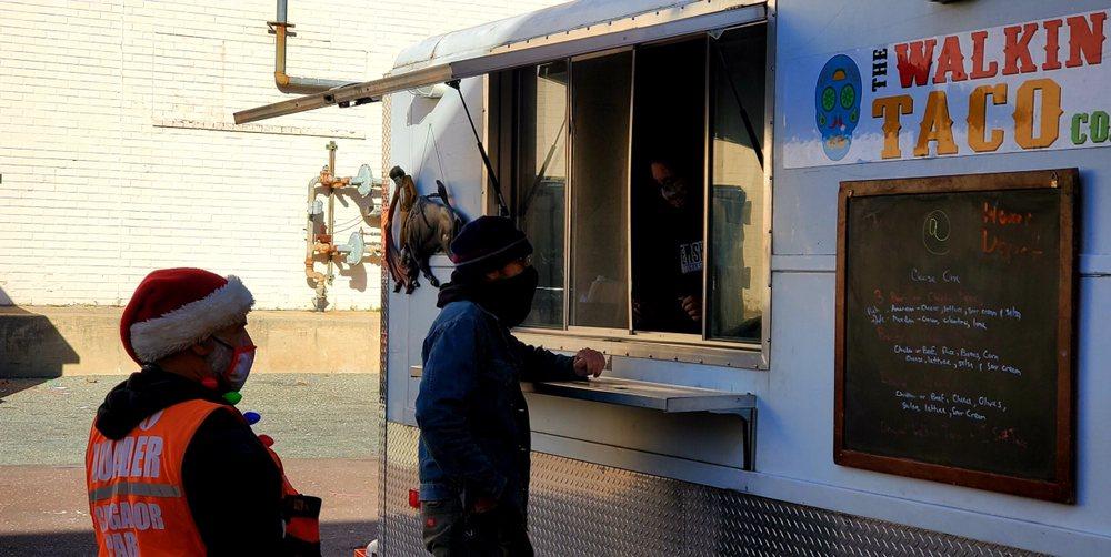 Cibo Grill & The Walking Taco: Sewell, NJ