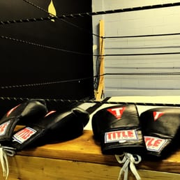 Photo Of Golden Aces Boxing Academy Eysville Md United States