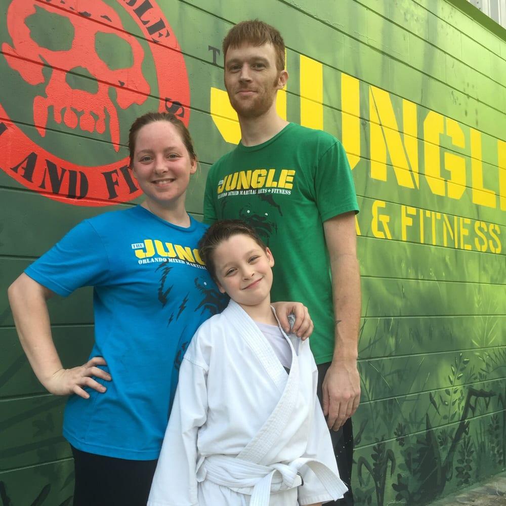 The Jungle MMA & Fitness: 1419 E Colonial Dr, Orlando, FL