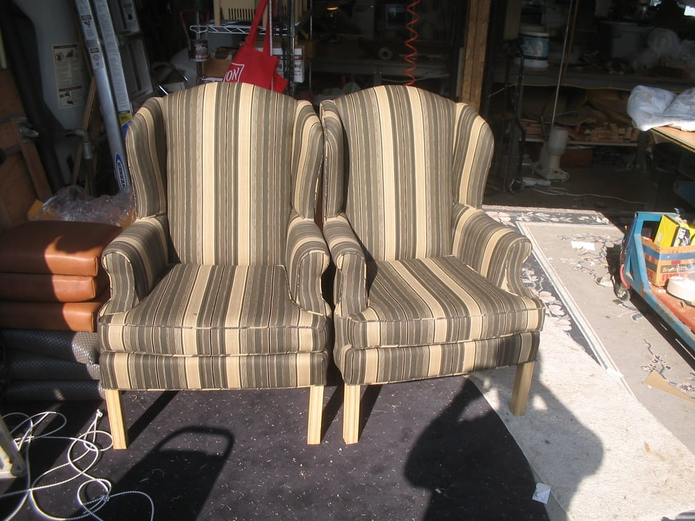 Willy s upholstery furniture reupholstery 1720 for Furniture auburn wa