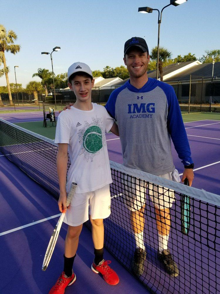 Nick Bollettieri Tennis Academy: 5500 34th St W, Bradenton, FL