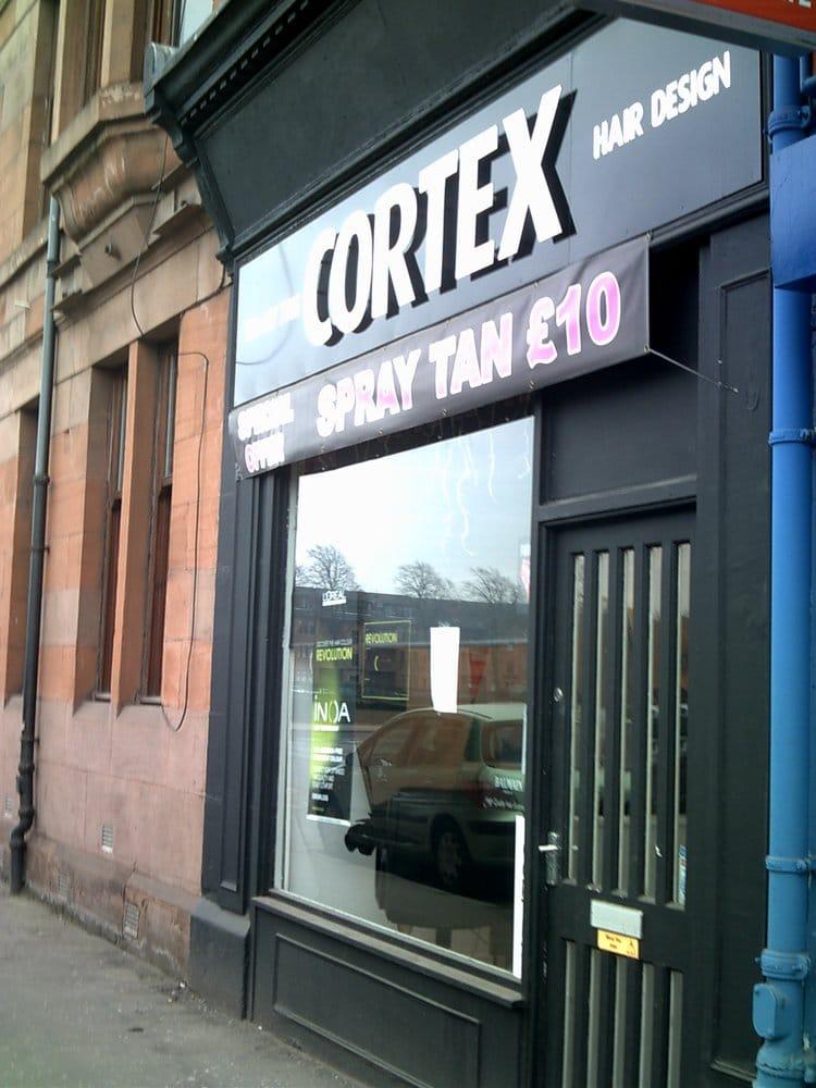 Cortex hair design hair salons 257 holmlea rd south for Aaina beauty salon glasgow