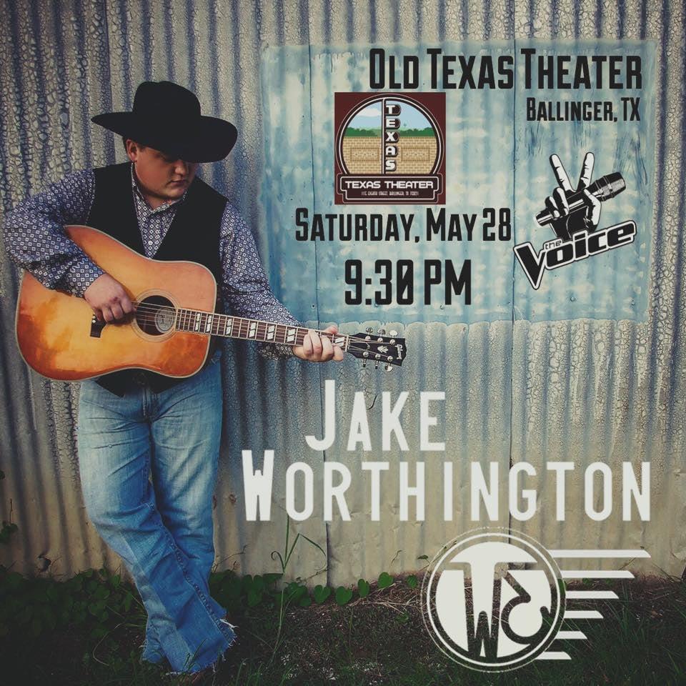Texas Theater: 815 Eighth St, Ballinger, TX