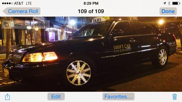 Swift Cab