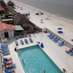 Photo Of El Governor Motel Mexico Beach Fl United States Great Pool