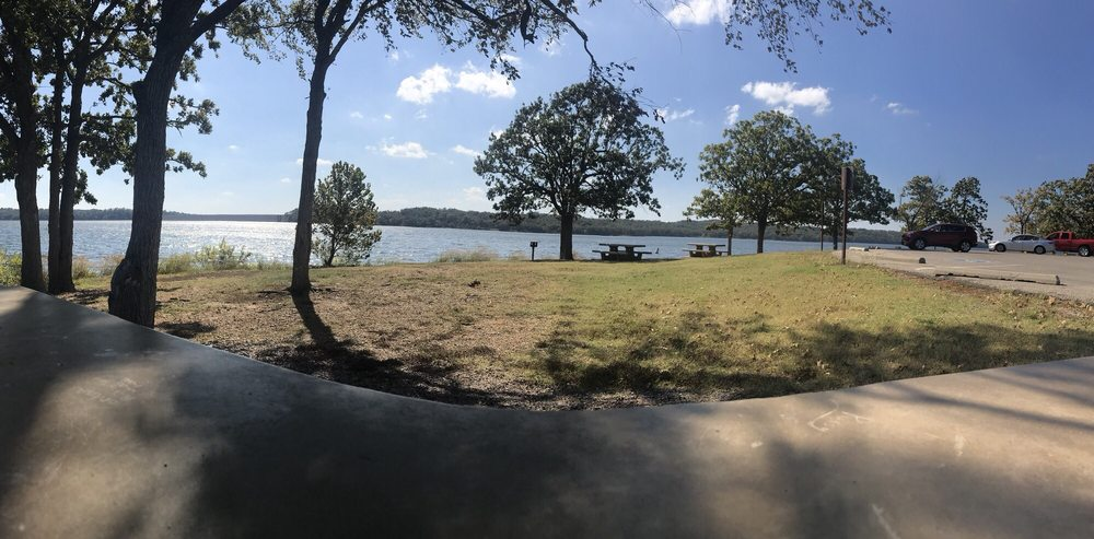 Chickasaw National Recreational Area: Point Rd, Sulphur, OK