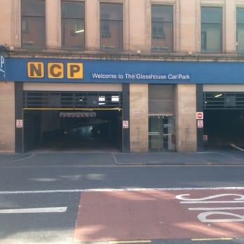 Ncp Car Park Merchant City Glasgow
